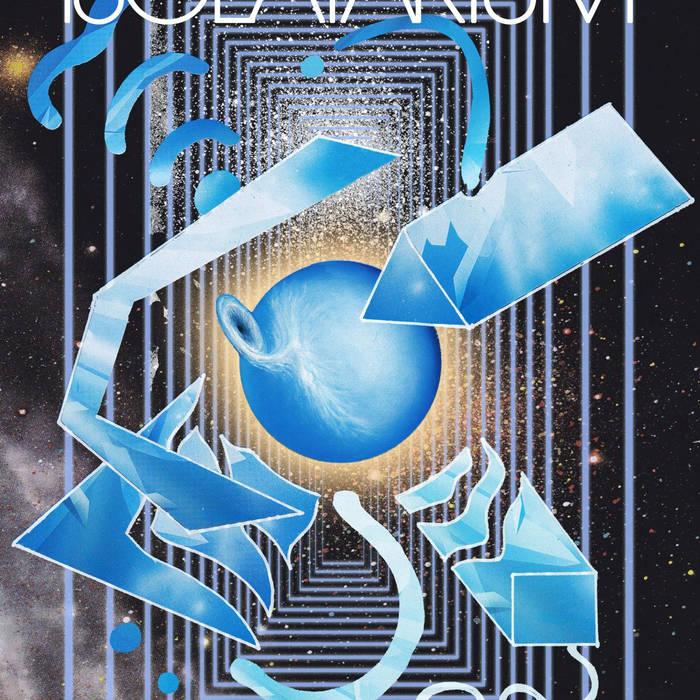 The Isolatarium (Book) cover art