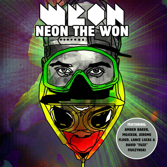 Neon The Won cover art