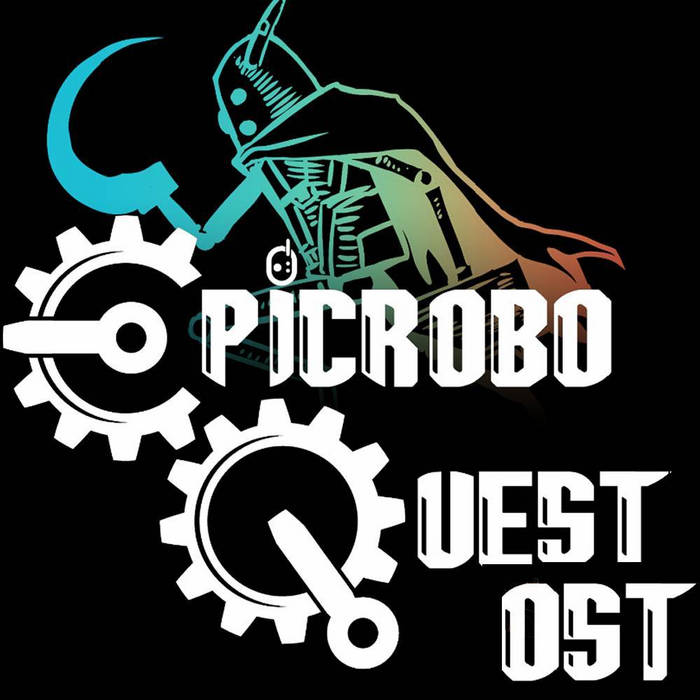 EpicRobo Quest OST cover art