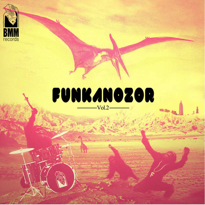 Mixtape FUNKANOZOR vol.2 cover art