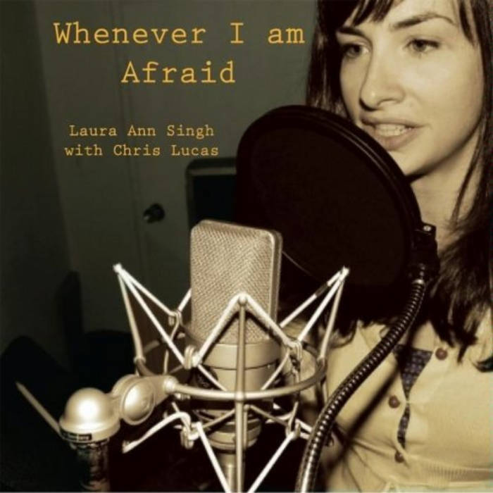 Whenever I Am Afraid cover art