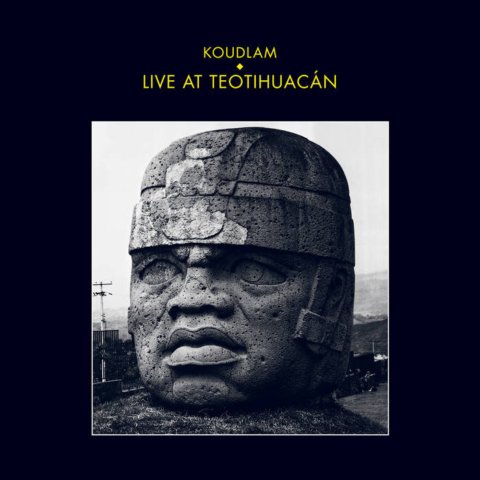 LIVE AT TEOTIHUACAN EP cover art