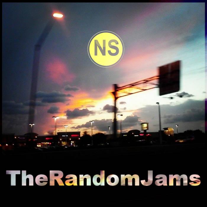 Side Project: TheRandomJams cover art