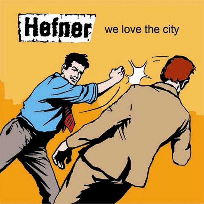 We Love The City (expanded edition) cover art