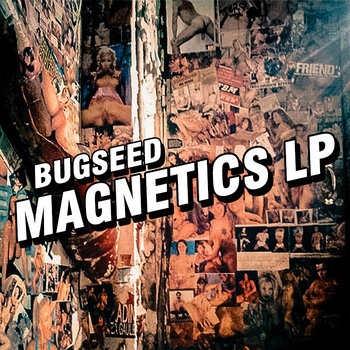 MAGNETICS LP cover art