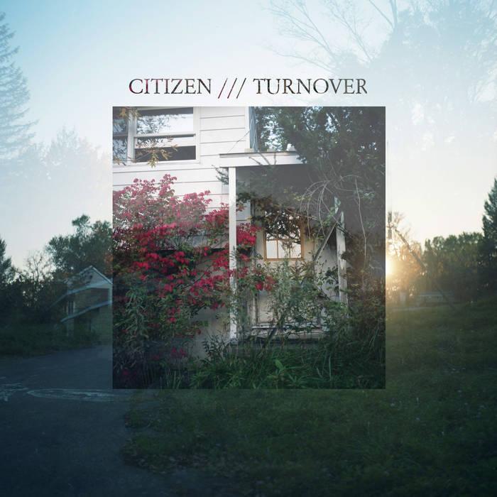 """Citizen/Turnover Split 7"""" cover art"""