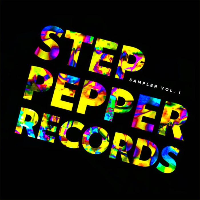 Step Pepper #1 cover art
