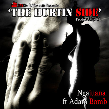 The Hurtin SIDE cover art
