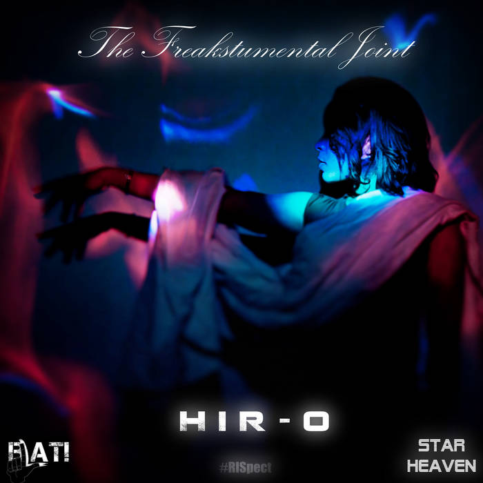 The Freakstrumental Joint cover art
