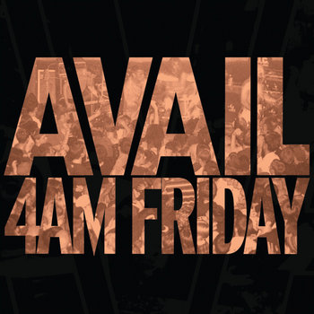 4AM Friday cover art
