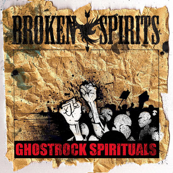 Ghostrock Spirituals cover art