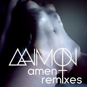 AMEN Remixes cover art