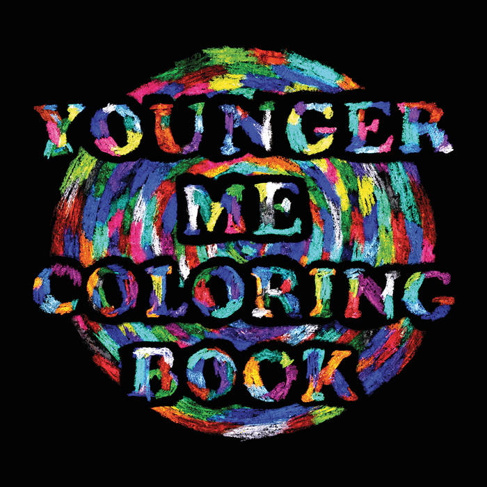 Coloring Book cover art