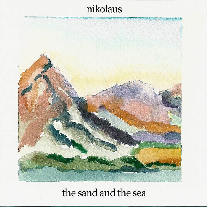 the sand and the sea cover art