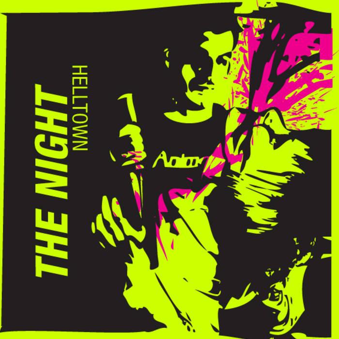 Helltown cover art