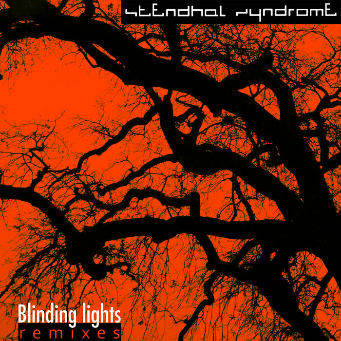 Blinding Lights Remixes cover art
