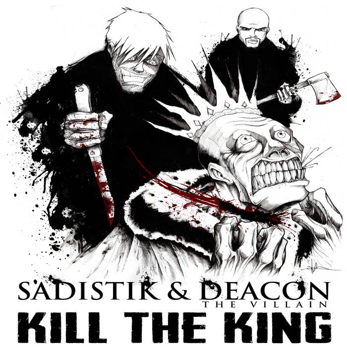 Kill The King (Single) cover art