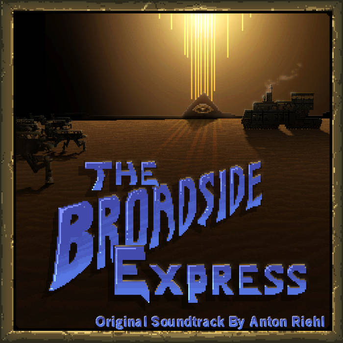 The Broadside Express Original Soundtrack cover art