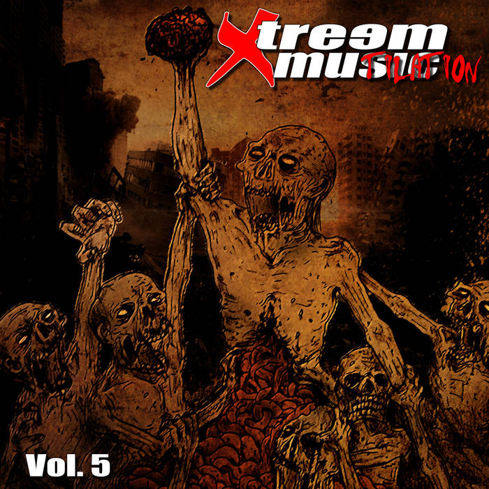 XTREEM MUTILATION - Vol​.​5 (CD2) cover art