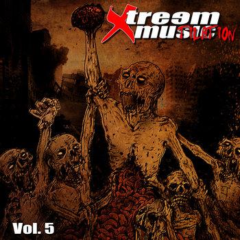 XTREEM MUTILATION - Vol.5 (CD2) cover art