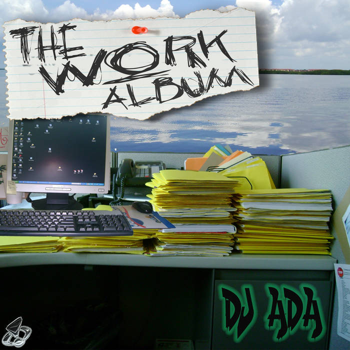 The Work Album cover art
