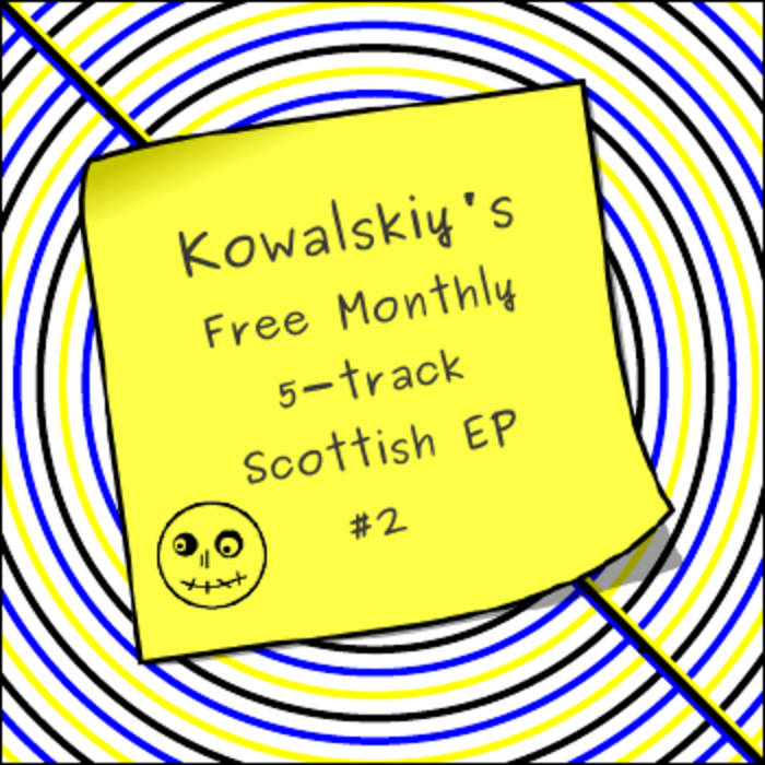 Kowalskiy's Free Monthly Scottish EP #2 cover art