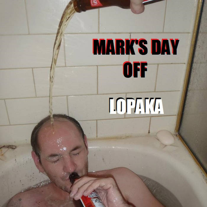 Mark's Day Off cover art