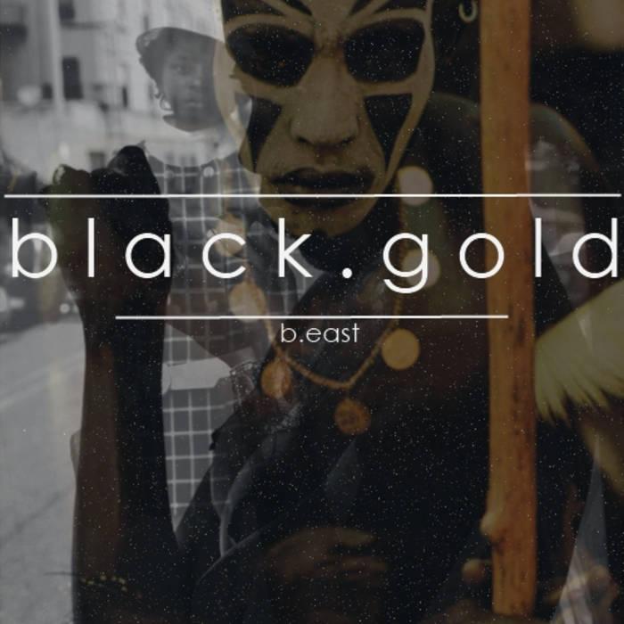 black.gold cover art