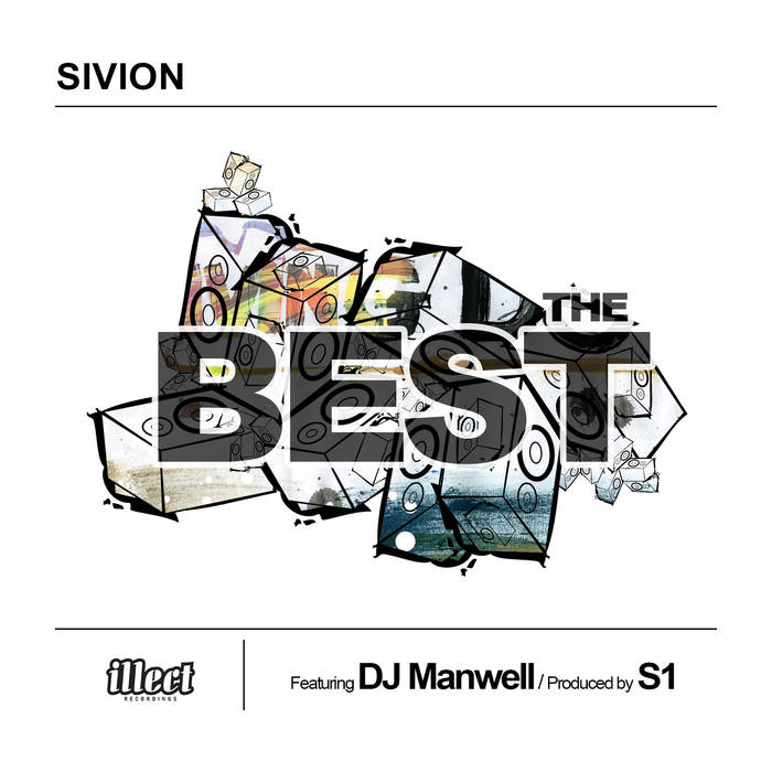 The Best (prod. by Symbolyc One) cover art