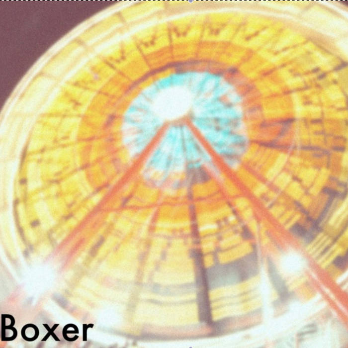 Boxer EP cover art