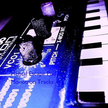 Monotron Tracks cover art