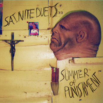 Summer of Punishment cover art