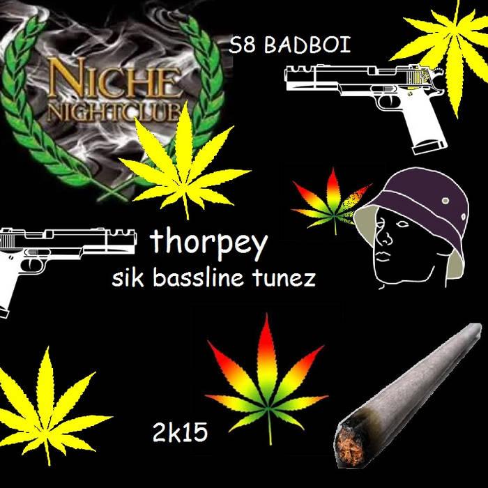 Sik Bassline Tunez 2k15 cover art