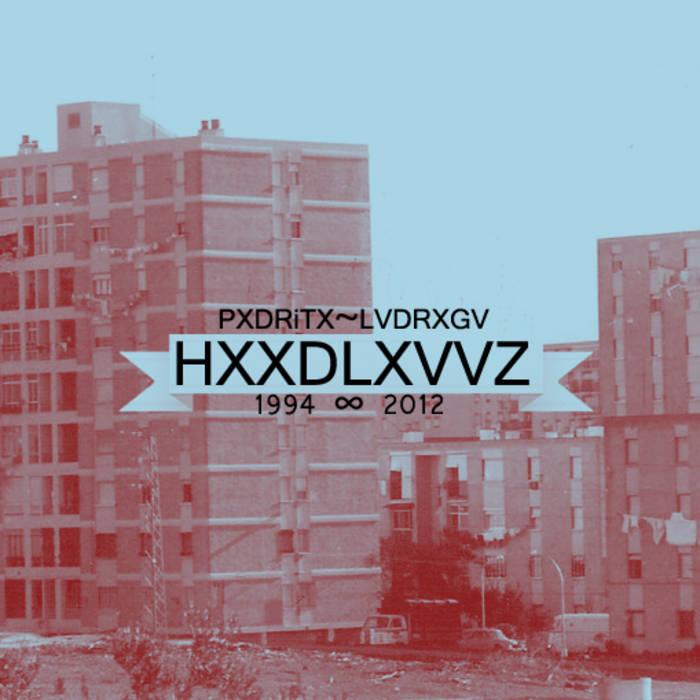 HOODLOVAZ [LAB0015] cover art