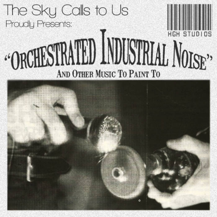 Orchestrated Industrial Noise cover art