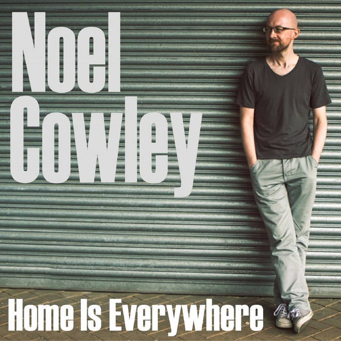 Home Is Everywhere EP cover art