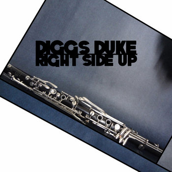 Right Side Up: Clarinet Music cover art