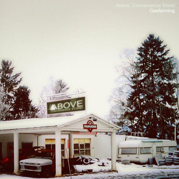 Gasfarming EP cover art