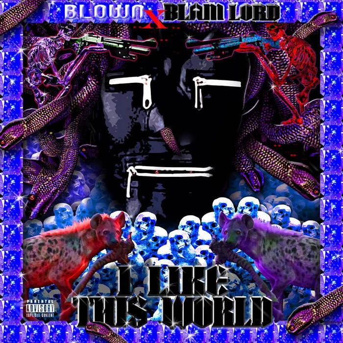 I LIKE THIS WORLD cover art