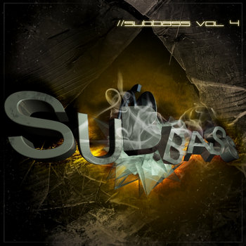 DUBSTEP MADE IN GERMANY 4 cover art