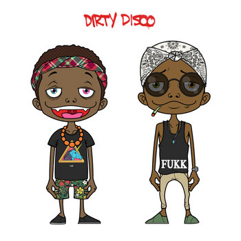 Dirty Disco cover art