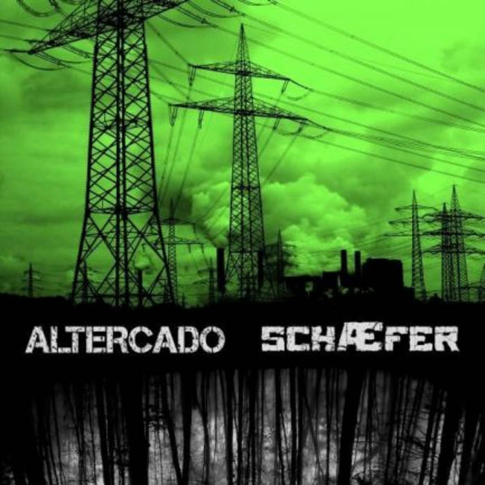 Altercado/Schaefer SPLIT cover art