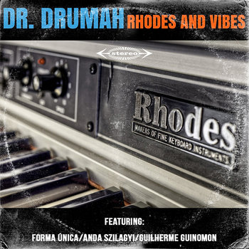 Rhodes and Vibes cover art