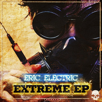 Extreme EP cover art