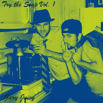Try the Soup Vol. 1 cover art