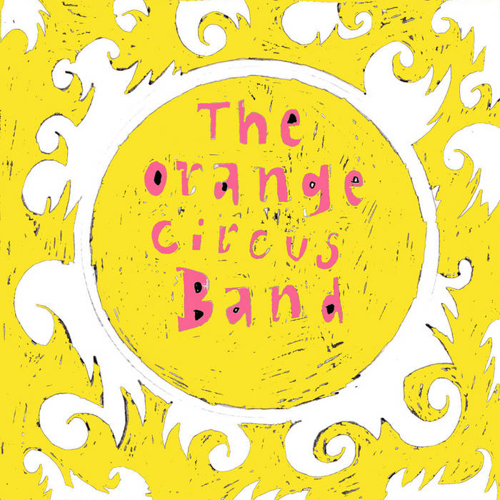 The Orange Circus Band cover art
