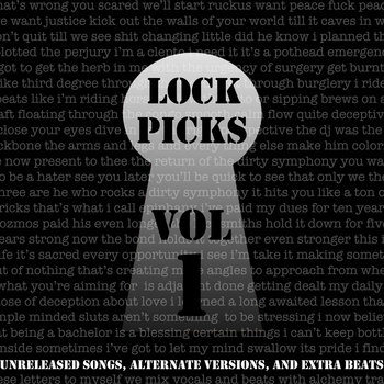 Lock Picks Vol. 1 cover art