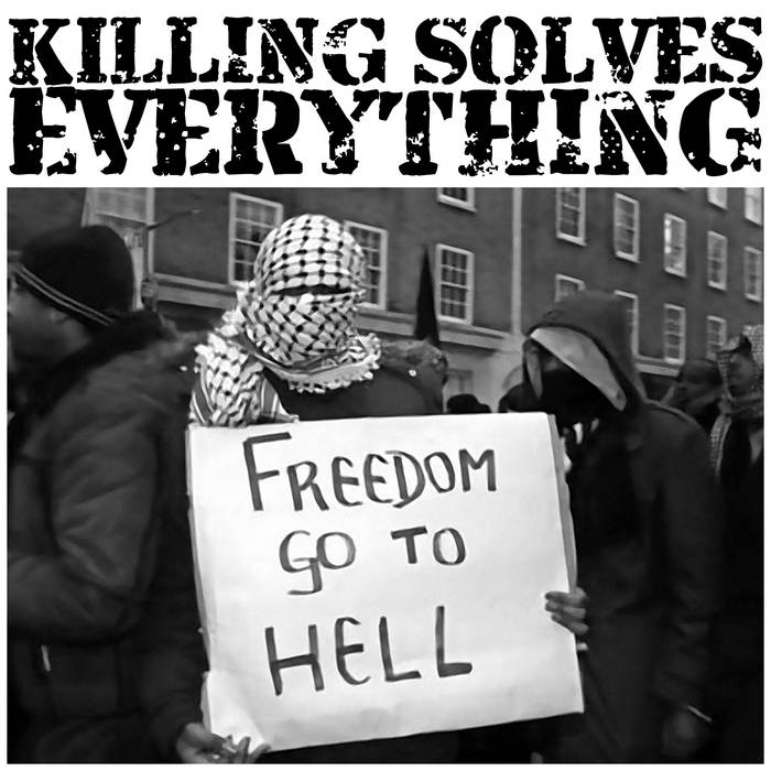 Freedom go to Hell cover art