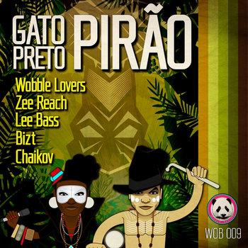 Pirão EP cover art