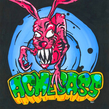 Into The Rabbit hole e.p  Acme Bass 007 cover art